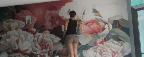 Бизнес идея: Услуги художника при оформлении помещения