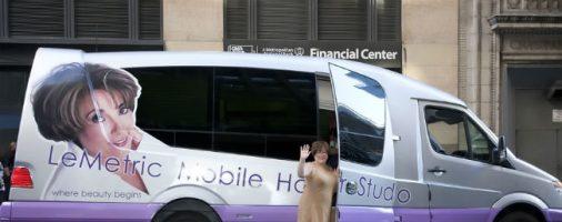 Бизнес-идея: Мобильный салон красоты