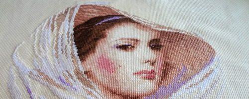Бизнес-идея: Вышивка портретов на ткани