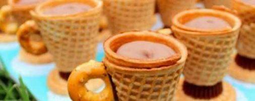 Бизнес-идея: Производство съедобной посуды
