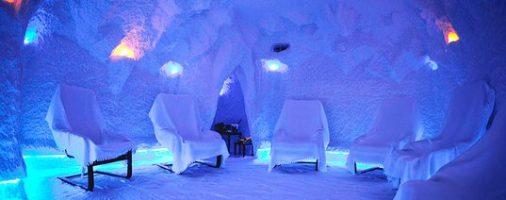Бизнес-идея: Соляная пещера