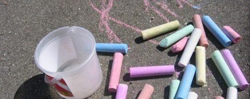 Бизнес-идея: Производство цветных мелков