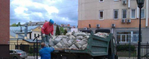 Бизнес идея: Вывоз строительного мусора