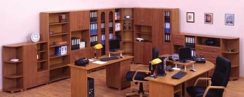 Бизнес-идея: Производство офисной мебели