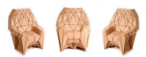 Бизнес-план: Производство мебели из картона