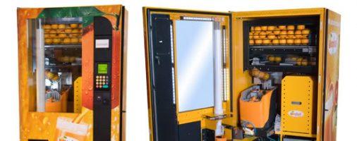 Бизнес-идея: по продаже свежевыжатых соков через автоматы