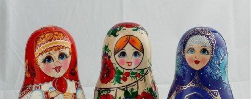 Бизнес-идея: Производство сувенирных матрешек