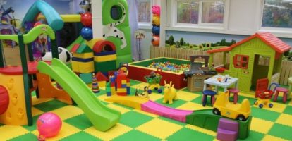 Бизнес-идея: Детская игровая комната в ТЦ