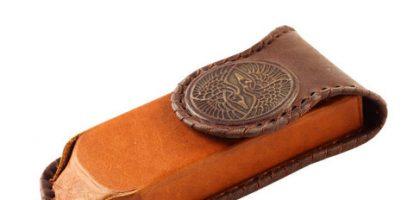 Бизнес-идея: Производство чехлов для очков из натуральной кожи и дерева