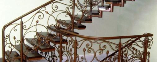 Бизнес-идея: Производство металлических лестниц