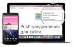 Фишка для сайта: как использовать PUSH-уведомления, чтобы увеличить доход