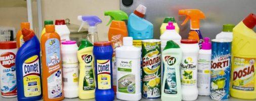 Бизнес идея: Производство моющих и чистящих средств