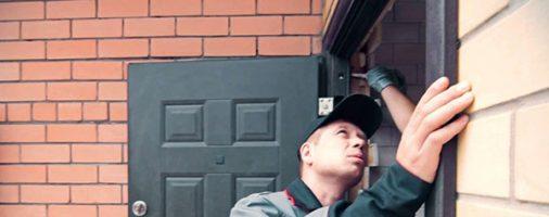 Бизнес идея: Установка металлических дверей