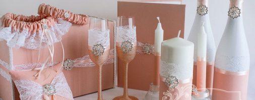 Бизнес идея: Изготовление свадебных аксессуаров