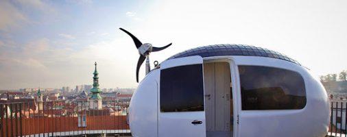Инновационная бизнес идея: – компактное и экологичное жилье будущего
