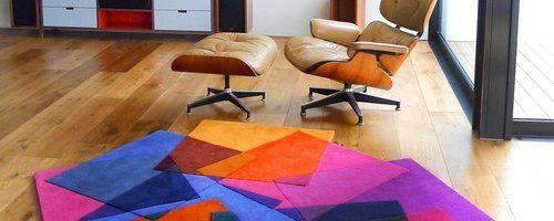 Бизнес-идея: Производство декоративных напольных ковриков