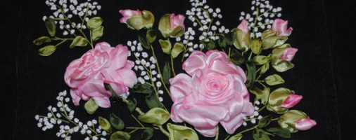 Бизнес идея: Вышивка лентами — это модно и очень прибыльно