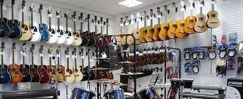 Бизнес идея: Открываем музыкальный магазин