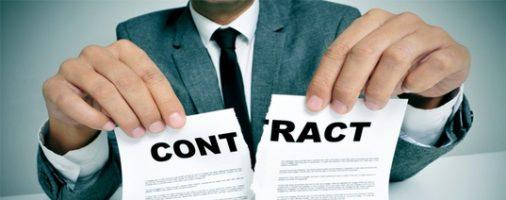 10 самых частых ошибок в текстах договоров