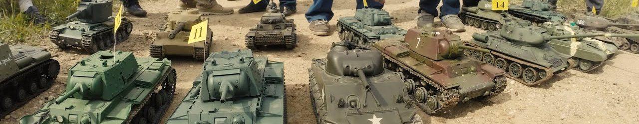 Бизнес-идея: Бои радиоуправляемых танков