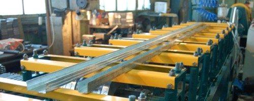 Бизнес-идея: Производство профиля для гипсокартона