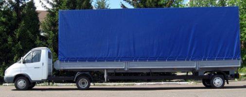 Бизнес-идея: Ремонт тентов грузовых автомобилей
