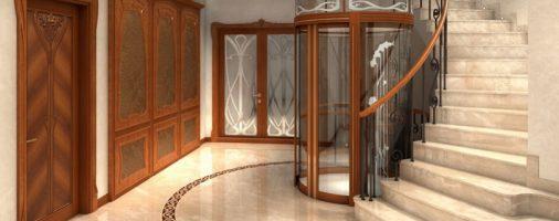 Бизнес идея: Уcтaнoвкa лифтoв в зaгopoдных дoмaх