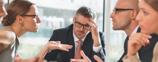 Самые страшные ошибки на переговорах