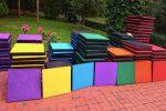 Бизнес-идея: Производство резинового покрытия