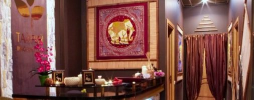Бизнес-идея: Салон тайского массажа