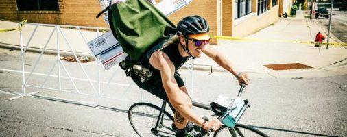 Бизнес-идея: Курьерская служба на велосипедах