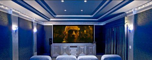 Бизнес-идея: Мини кинотеатр