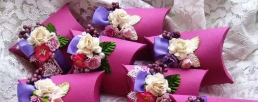 Бизнес-идея: Изготовление свадебных бонбоньерок