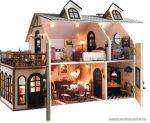 Бизнес-идея:  Изготовление кукольных домиков