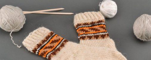 Бизнес-идея: Производство вязаных носков