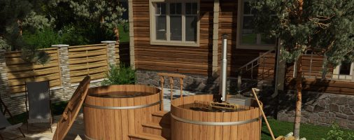 Бизнес идея: Изготовление бочек для купания