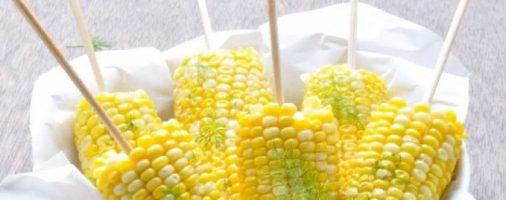 Бизнес-идея: Продажа вареной кукурузы
