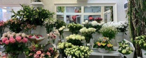 Бизнес-идея: Цветочный салон