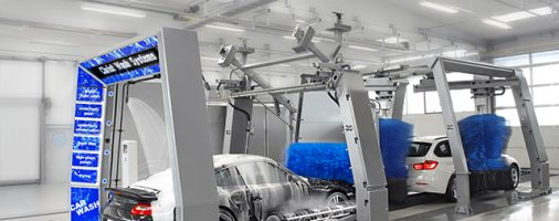 Бизнес-идея: Автомоечный комплекс на основе конвейера
