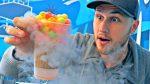 Бизнес-идея: Десерты на жидком азоте