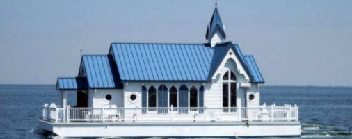 Бизнес-идея: Строительство плавучих гостиниц и ресторанов