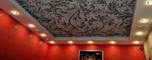 Бизнес-идея: Монтаж тканевых натяжных потолков