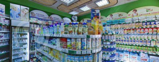 Бизнес-идея: Магазин детского питания