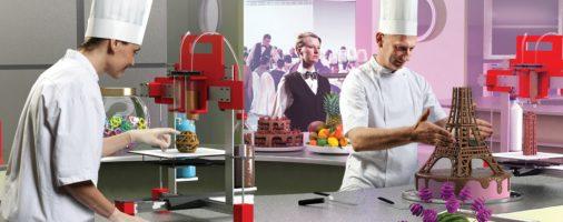 Бизнес-идея: Производство 3D-сладостей