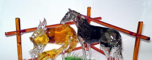 Бизнес-идея: Производство декоративных статуэток из разноцветного стекла