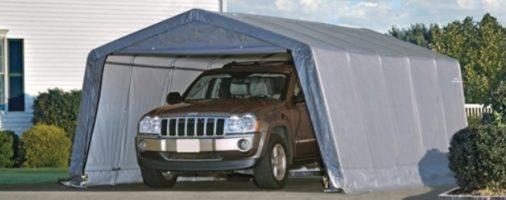 Бизнес идея: Тентовые гаражи, навесы для автомобилей, яхт и катеров